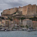 La Citadelle qui veille sur les habitants de Bonifacio